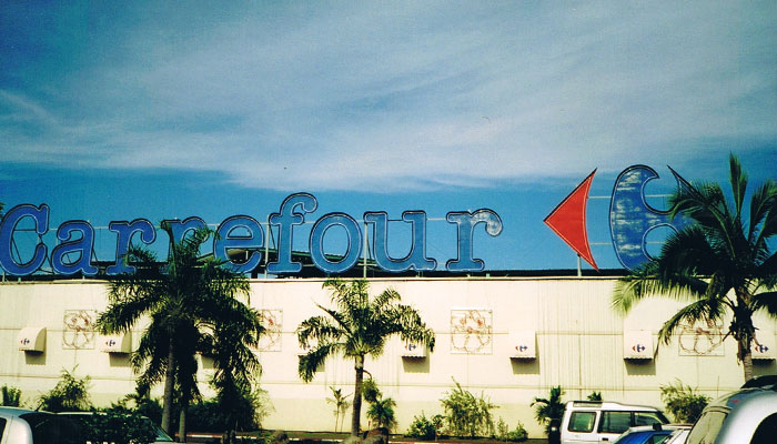 Carrefour Milenis en Gaudeloupe, groupe SAFO