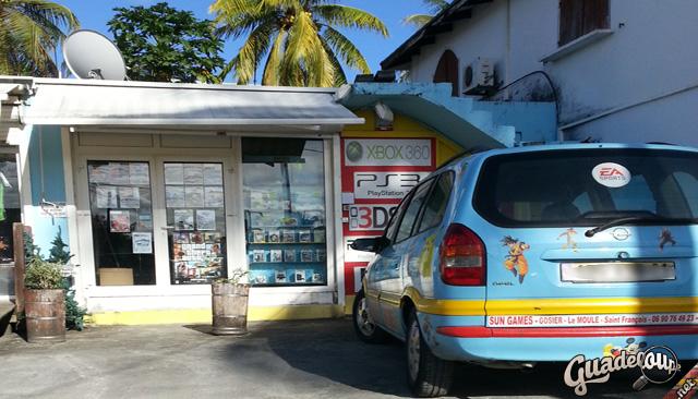 Sun Games Guadeloupe
