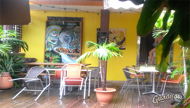 Restaurant le petit jardin pointe pitre sur for Restaurant le jardin vias